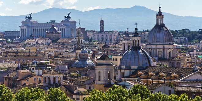 dieci posti da vedere a roma