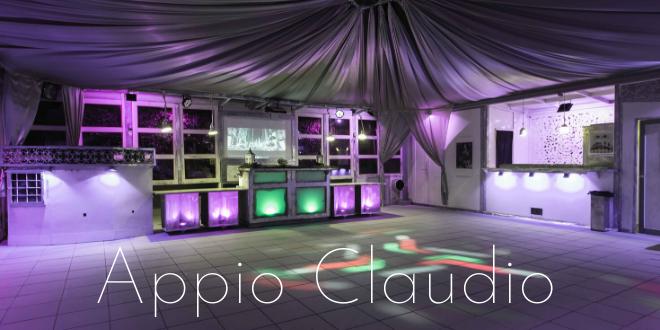 Appio Claudio Eventi Capodanno 2020 Roma