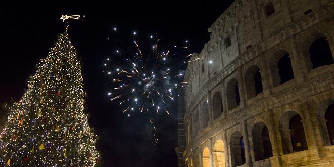 capodanno a roma in piazza