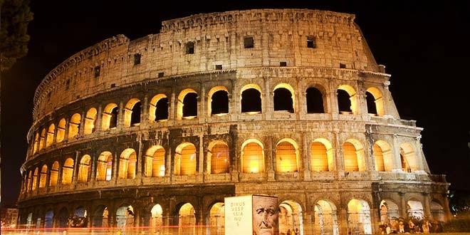 anfiteatro flavio a roma