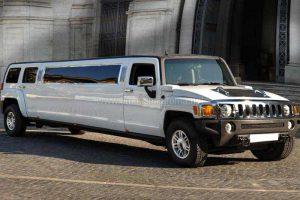 hummer limousine per capodanno a roma