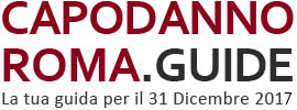 Capodanno Roma 2020