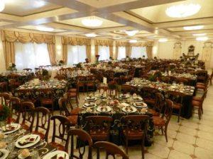 ristorante baffone veglione ai castelli romani