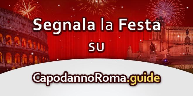 segnala la festa di capodanno a Roma